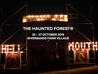 Ticketpro - The Haunted Forest Sunday 27-Oct-2019 - 27th of