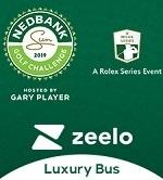 Zeelo Shuttle to Nedbank Golf Challenge 2019